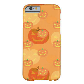 Jack O lantern Halloween Barely There iPhone 6 Case