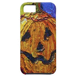 Jack-O-Lantern Halloween iPhone 5 Case