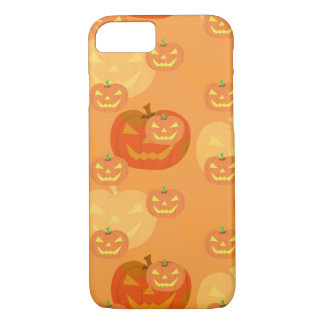 Jack O lantern Halloween iPhone 8/7 Case