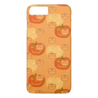 Jack O lantern Halloween iPhone 8 Plus/7 Plus Case