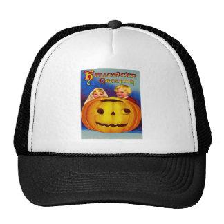 Jack O' Lantern Trucker Hat