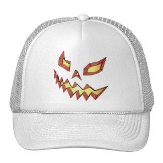 Jack O Lantern Trucker Hats