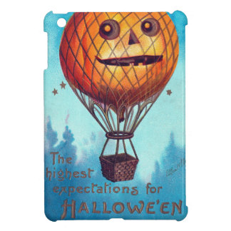 Jack O Lantern Hot Air Balloon Case For The iPad Mini
