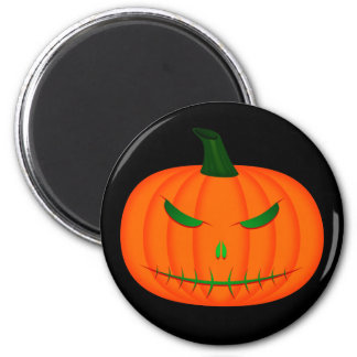 Jack-O'-Lantern III Refrigerator Magnets