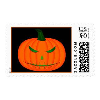Jack-O'-Lantern III Postage