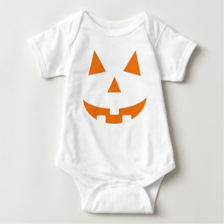 Jack O Lantern Infant Creeper