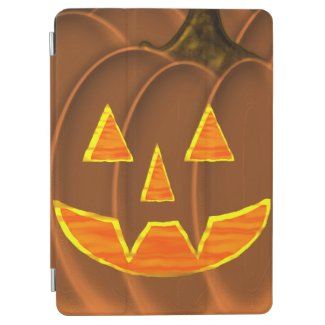 Jack-O'-Lantern iPad Air Cover