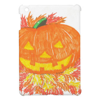 Jack-O-Lantern iPad Mini Cases