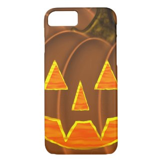 Jack-O'-Lantern iPhone 8/7 Case