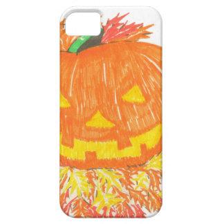 Jack-O-Lantern iPhone SE/5/5s Case