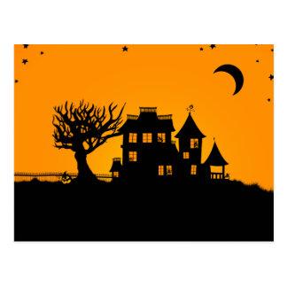 Jack O Lantern Manor Post Cards