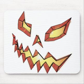 Jack O Lantern Mouse Pad