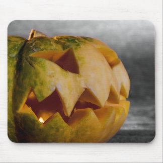 Jack-o'-lantern. Mouse Pad
