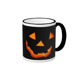 Jack-o'-Lantern mug