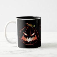 Jack-O-Lantern Mug