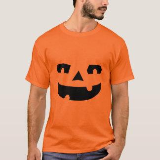 Jack O Lantern Pumpkin Face Halloween T-Shirt