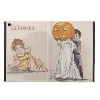Jack O' Lantern Pumpkin Ghost Trick Or Treat iPad Air Cases
