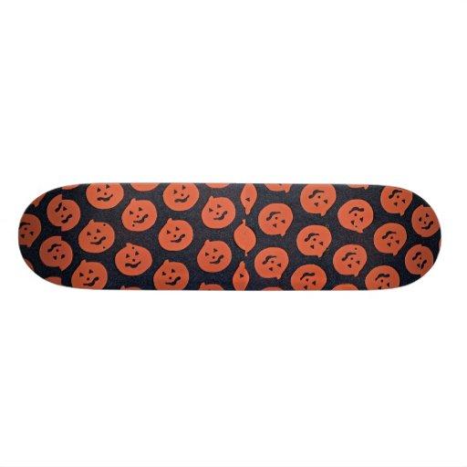 Jack-o'-lantern Skateboards