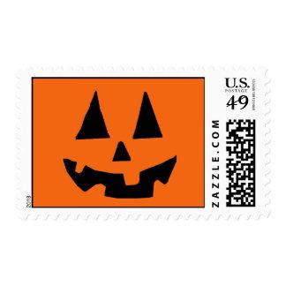 Jack O Lantern Stamp
