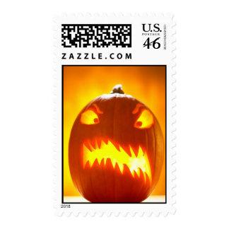 Jack o Lantern Stamps