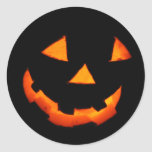 Jack-o'-Lantern stickers