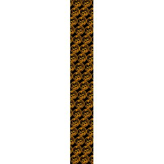 Jack-o-lantern Tie tie