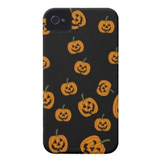 Jack O' Lanterns background Blackberry Bold Cases