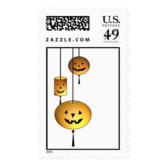 Jack O' Lanterns Postage