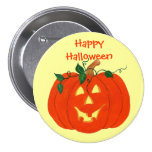 Jack-o-linterna de Halloween - Pin