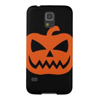 Jack-O-Linterna espeluznante Fundas Para Galaxy S5