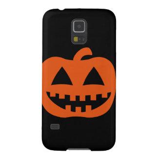 Jack-O-Linterna espeluznante Funda De Galaxy S5