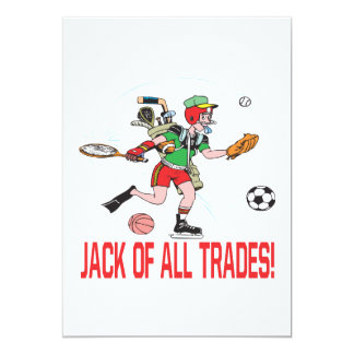 Jack Of All Trades Card