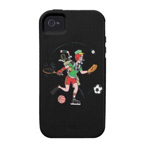 Jack Of All Trades iPhone 4/4S Covers