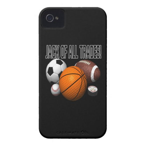 Jack Of All Trades Blackberry Bold Cases