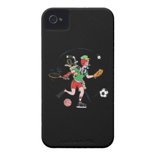 Jack Of All Trades Case-Mate iPhone 4 Cases