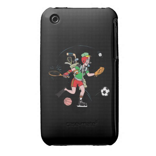 Jack Of All Trades iPhone 3 Cases