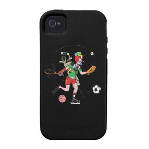 Jack Of All Trades Vibe iPhone 4 Cover