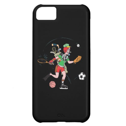 Jack Of All Trades iPhone 5C Case