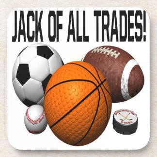 Jack Of All Trades Coaster