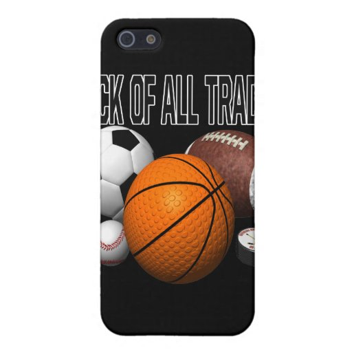 Jack Of All Trades iPhone 5 Case