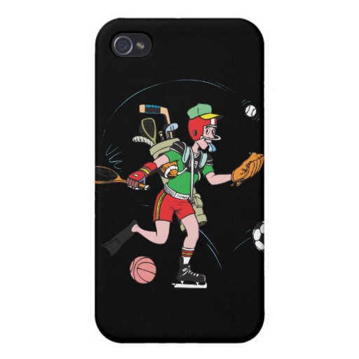 Jack Of All Trades iPhone 4/4S Cases