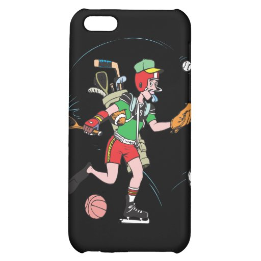Jack Of All Trades iPhone 5C Cases
