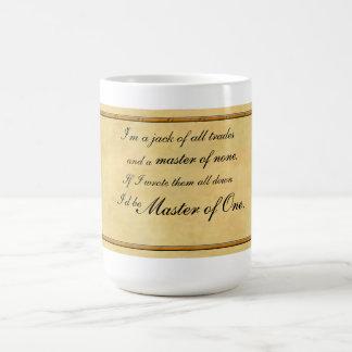 jack of all trades mugs