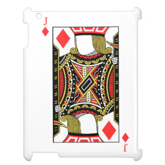 Jack of Diamonds - Add Your Images Case For The iPad 2 3 4