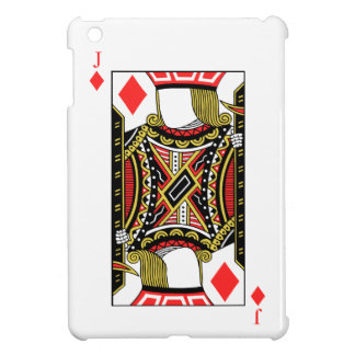 Jack of Diamonds - Add Your Images iPad Mini Covers