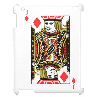 Jack of Diamonds iPad Cases