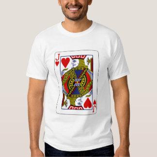 Jack of Hearts Shirt