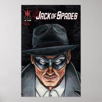 Jack of Spades #0 Poster