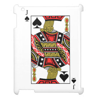 Jack of Spades - Add Your Image Case For The iPad 2 3 4