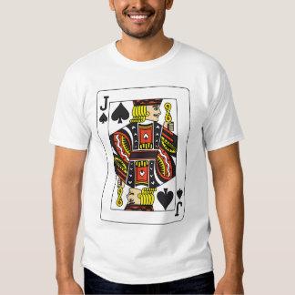 Jack of Spades Tee Shirt